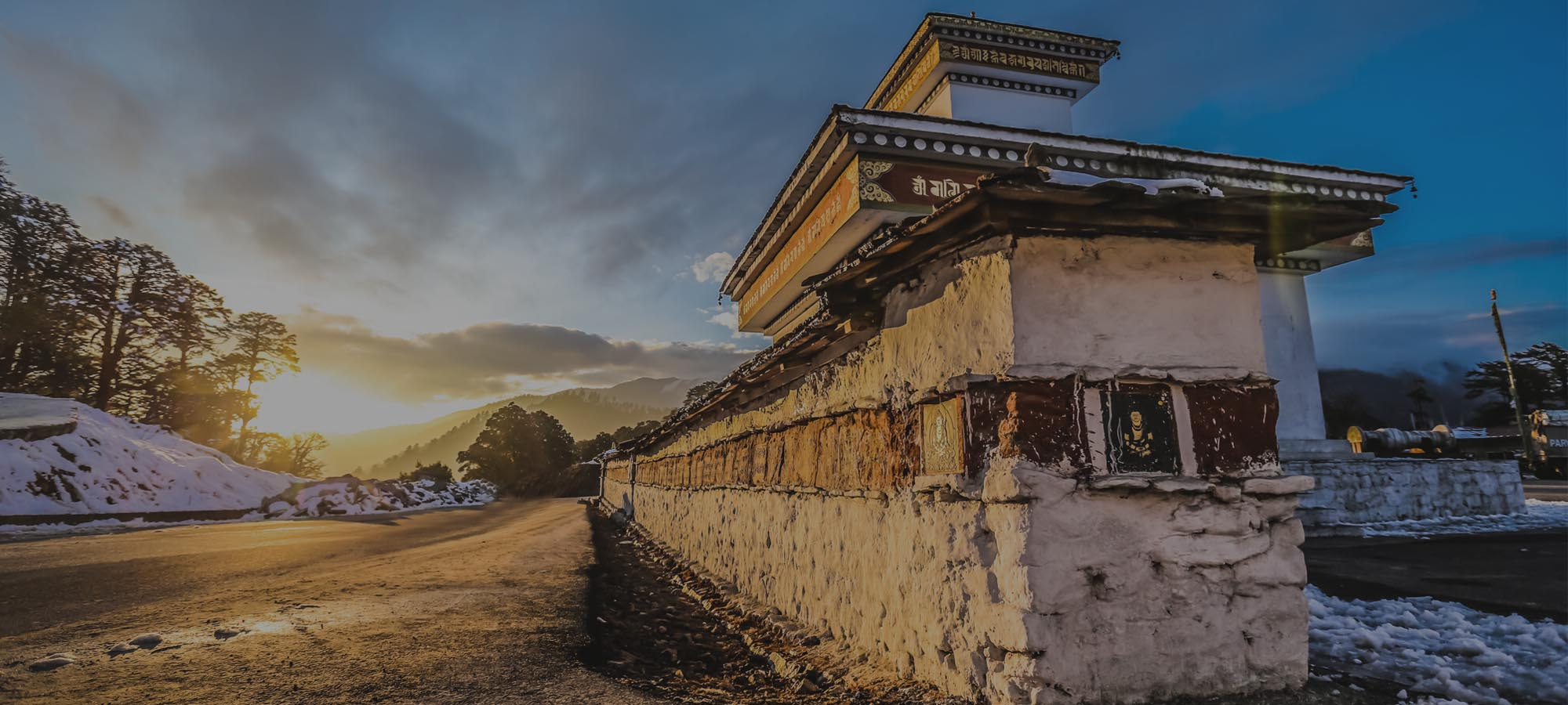 DISCOVER THE BLISS OF BHUTAN